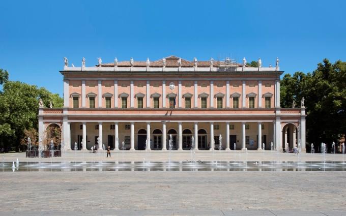 Teatro Municipale Romolo Valli, (RE)